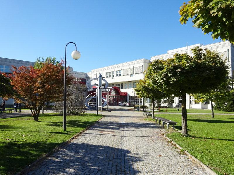 The Venue: HTL Dornbirn